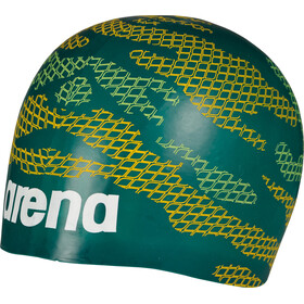 arena Poolish Moulded Bonnet de bain, camo army